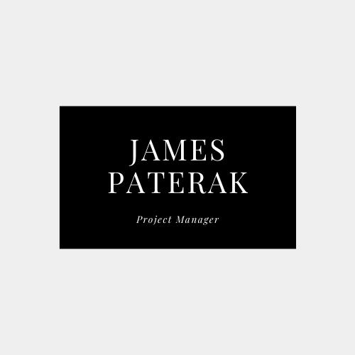 James Paterak (19)